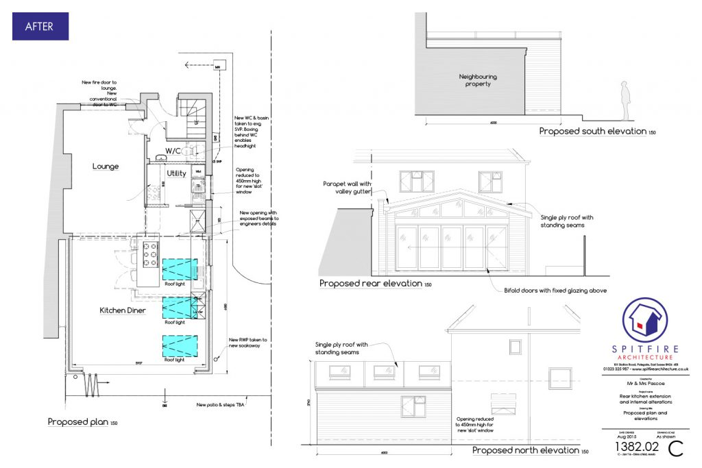 Maderia Drive, Hastings - Proposal Plan